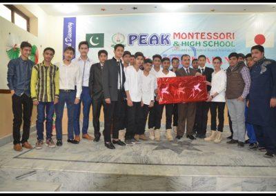 Farewell Fare well annual Day 2017 peak Montessori high school student
