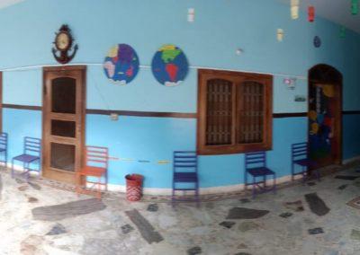 peak Montessori high school building location