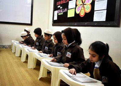 Quran peak Montessori high school