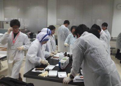 Study tour japan peak Montessori high school